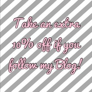 Other - Extra 10% off for Follows!
